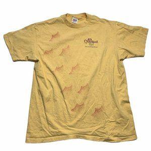 Vintage Branson Missouri T-Shirt Size XL Ducks